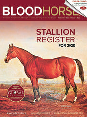 BloodHorse Stallion Register for 2020 Print