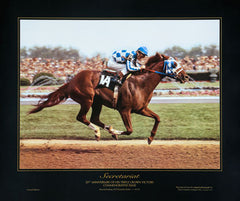 Secretariat: 25th Anniversary by Tony Leonard