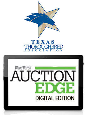Auction Edge Digital:  2020 Texas Thoroughbred Association's Texas Summer Yearling and Horses of Racing Age Sale