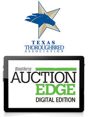 Auction Edge Digital: 2021 Texas Thoroughbred Association's 2YO in Training Sale