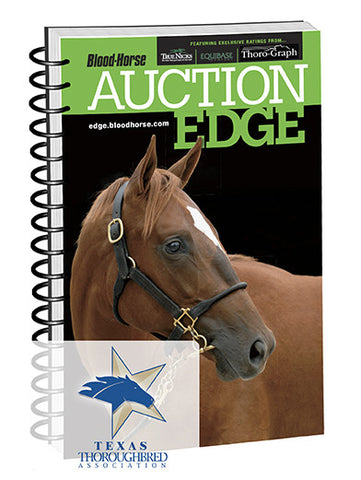 Auction Edge Print: 2019 Texas Thoroughbred Association - Texas Summer Yearling & Mixed Sale