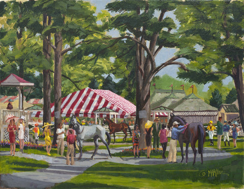 Saratoga Flair by Nick Martinez