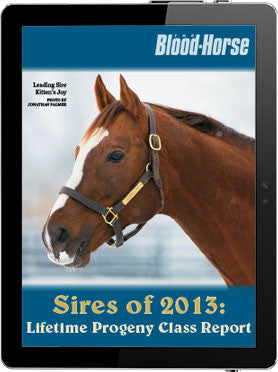 Sires of 2013: Lifetime Progeny Class Report (PDF)