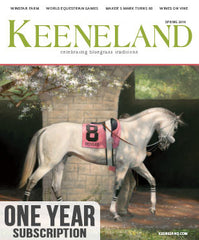 Keeneland Magazine Subscription - International