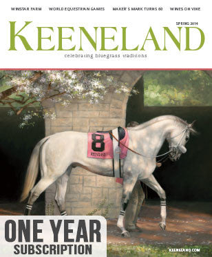 Keeneland Magazine Subscription - Domestic