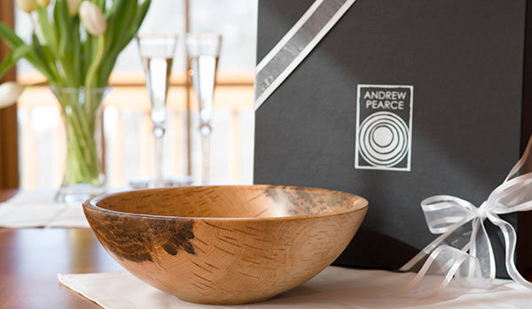 Andrew Pearce Bowls Wedding Registry