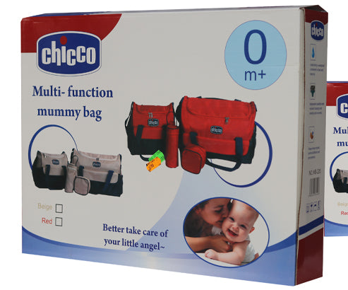 Chicco Multi Function Mummy Bag