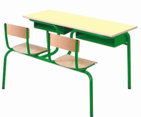 Table Biplace Empilable