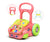 Costway Baby Sit-to-Stand Learning Walker Toddler Activity Musical