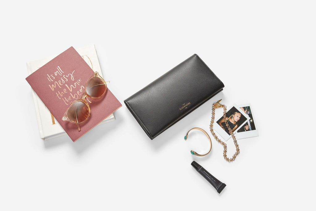Leather Women's Wallet - The Elsewhere Co.