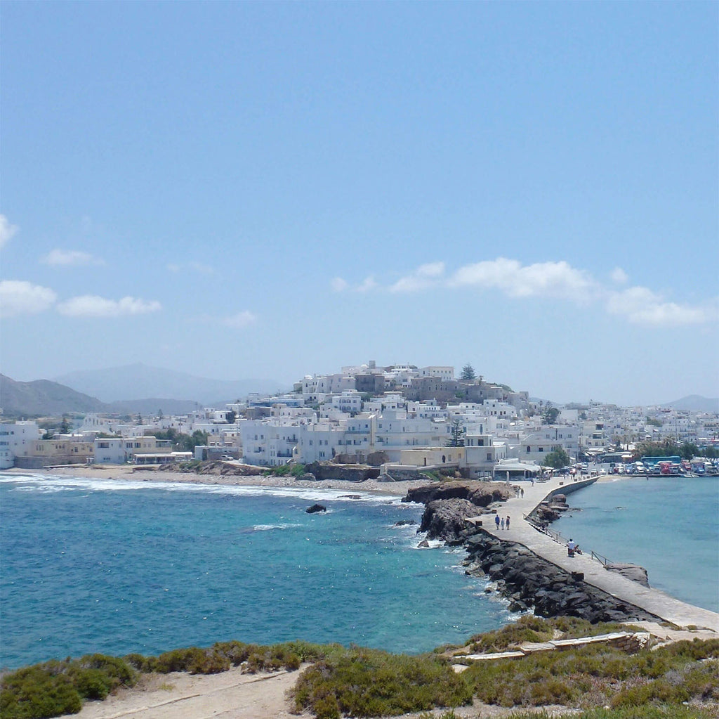 Greek Islands Travel Naxos
