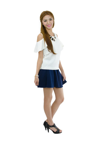Georgia Skirt Navy