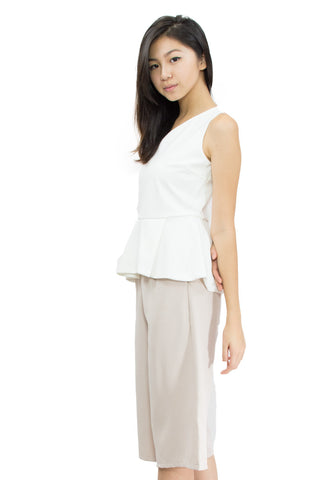 Neyra Basic Top, le summer, basic top, side view