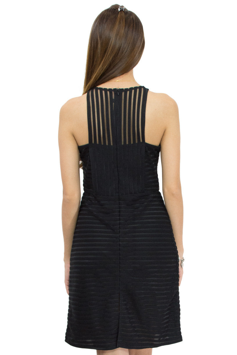 Lysa Tank Dress, Le Summer, back view