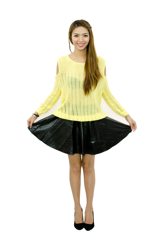 Mia Skirt Black