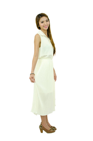 Bella Maxi White