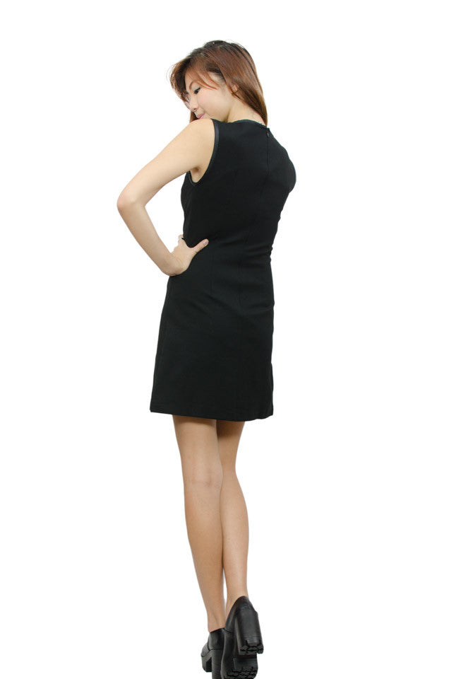 Dalila Slim Fit Black