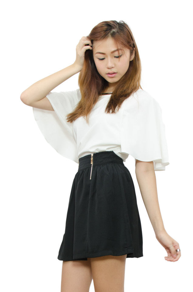 Dally Skirt Black