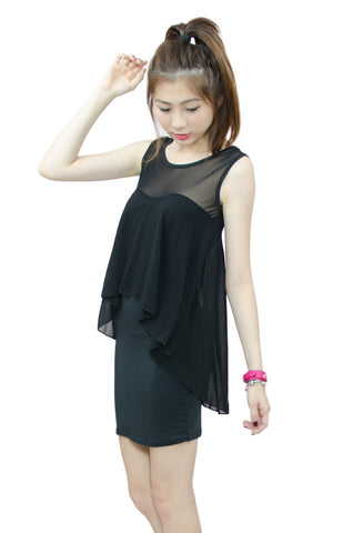 Paige Dress Black