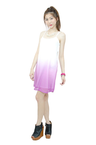 Judith Dress Purple