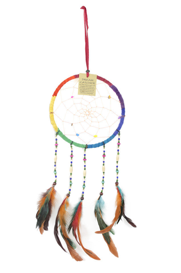 Dream Catcher Rainbow