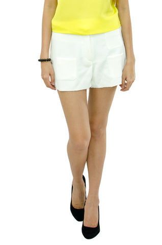 Sofie Shorts White