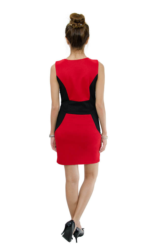 Bodycon Dress Red