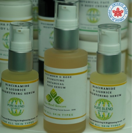 Face Care Products - Made In Ontario