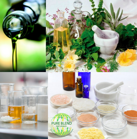 Raw Materials For Making Skincare Products