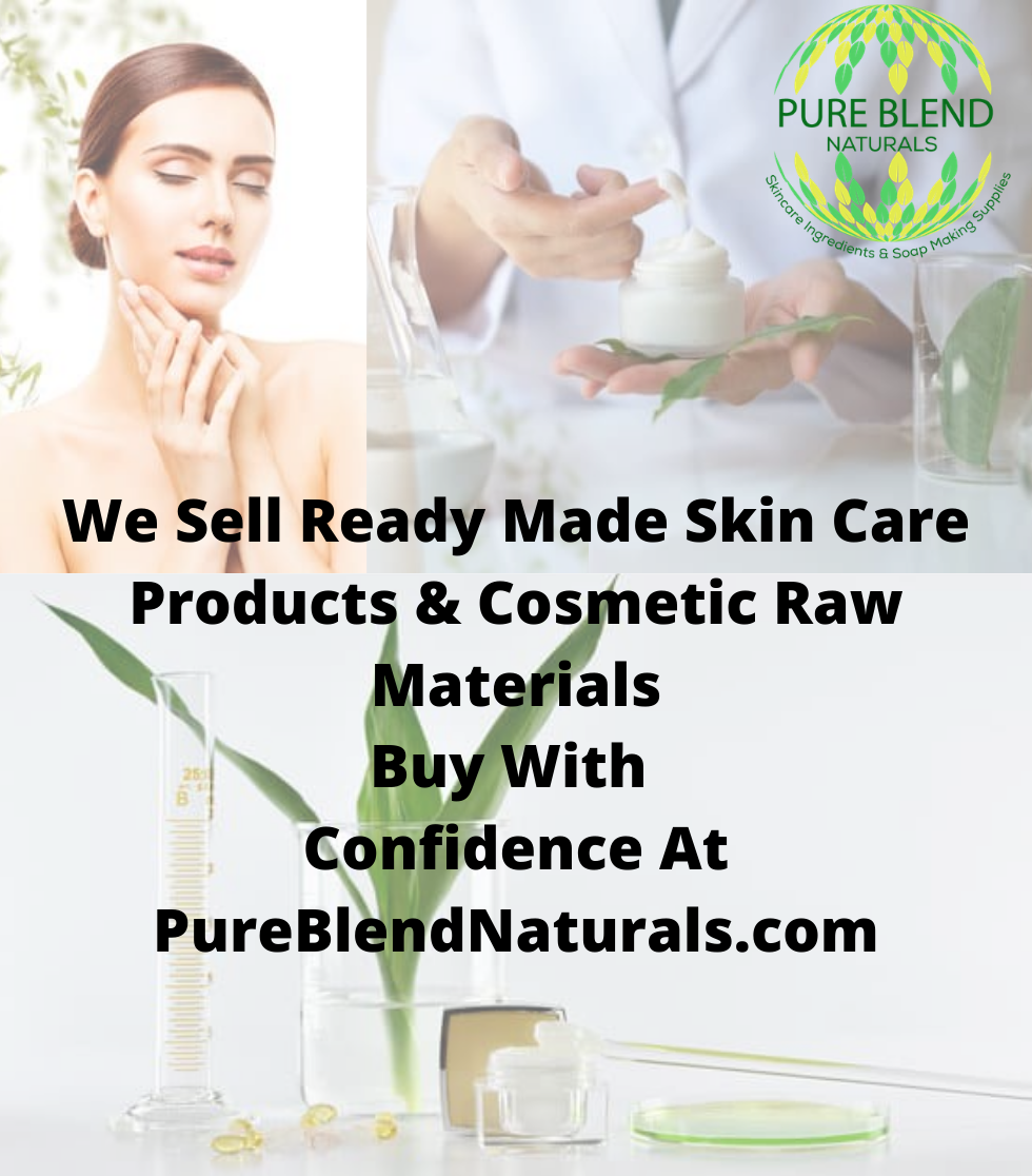 Pure Cosmetic Formulation & DIY Ingredients
