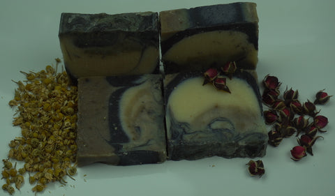 Natural Peppermint  Soap - No Artificial Colorant Or Synthetic Fragrance