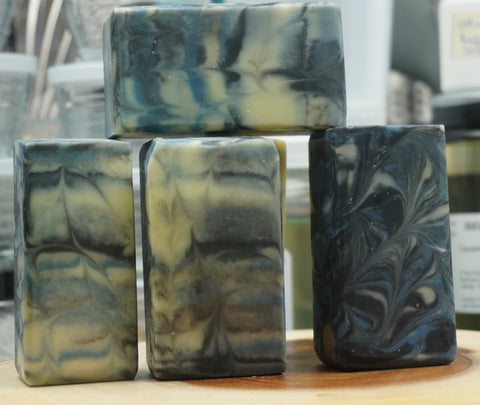 blue baikal clay soap