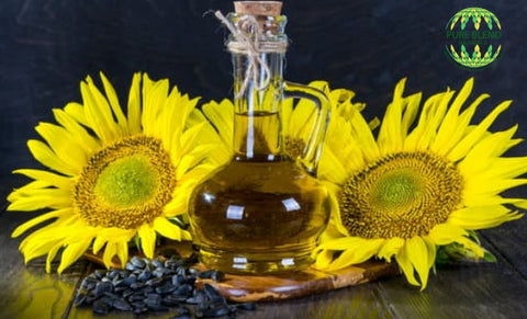 cold pressed organic sunflower seed oil canada