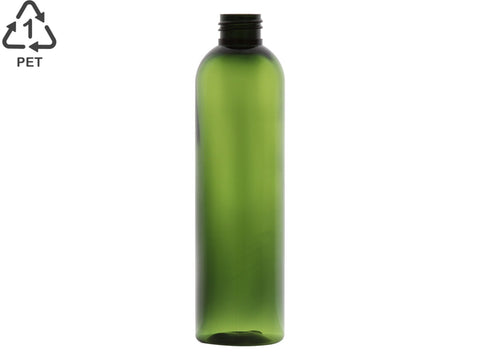 24/410 green plastic bottles for cosmetics canada