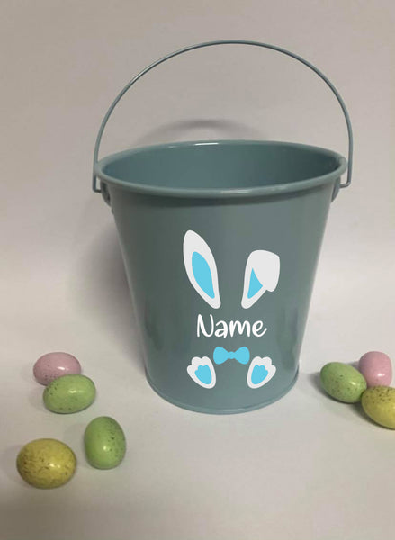 Personalised Easter Buckets Bunny 2