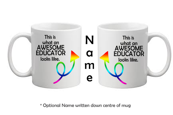 Awesome Educator Mug