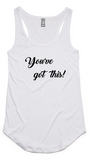 You've got this Singlet