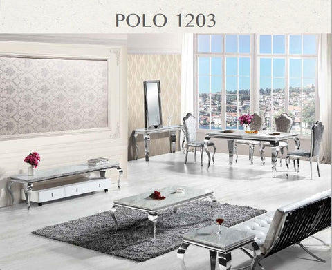 Polo chrome collectie
