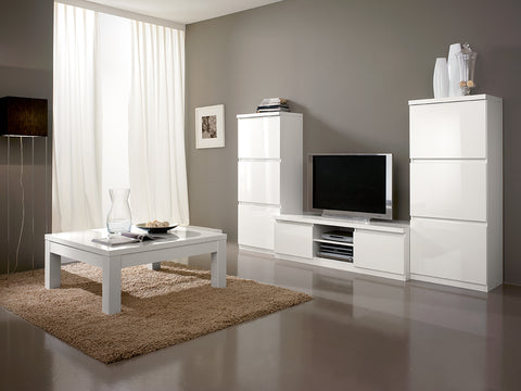 Woonkamer Set Roma Base Wit