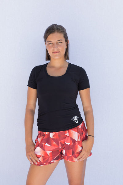 Short MIA REGULAR ROJO