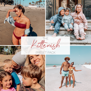 Kittenish Preset Pack