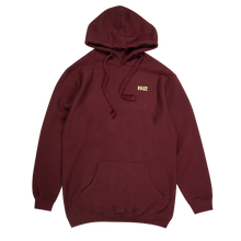 Load image into Gallery viewer, 1952 CAMP HOODIE - MAROON