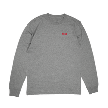 Load image into Gallery viewer, 1952 LONG SLEEVE - GREY