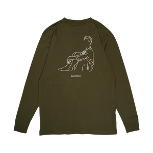 1952 LONG SLEEVE - ARMY GREEN