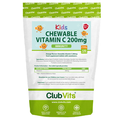 Children's Vitamins and Supplements
