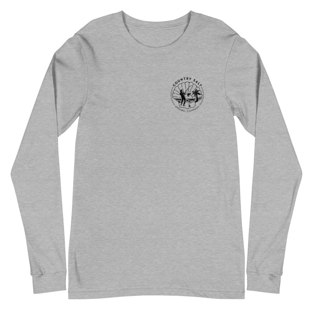 Country Salt Apparel Unisex Long Sleeve Tee