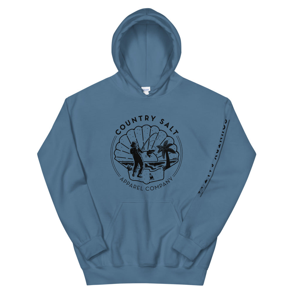 Country Salt Apparel Unisex Hoodie
