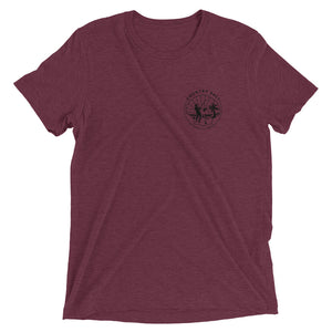Country Salt Apparel Tri-Blend Unisex T-shirt