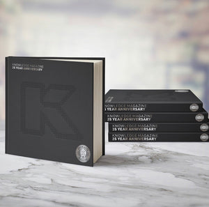 K-MAG: 25 YEAR ANNIVERSARY BOOK