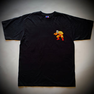 THE LURKERS: STREET LURKER TEE (BLACK)